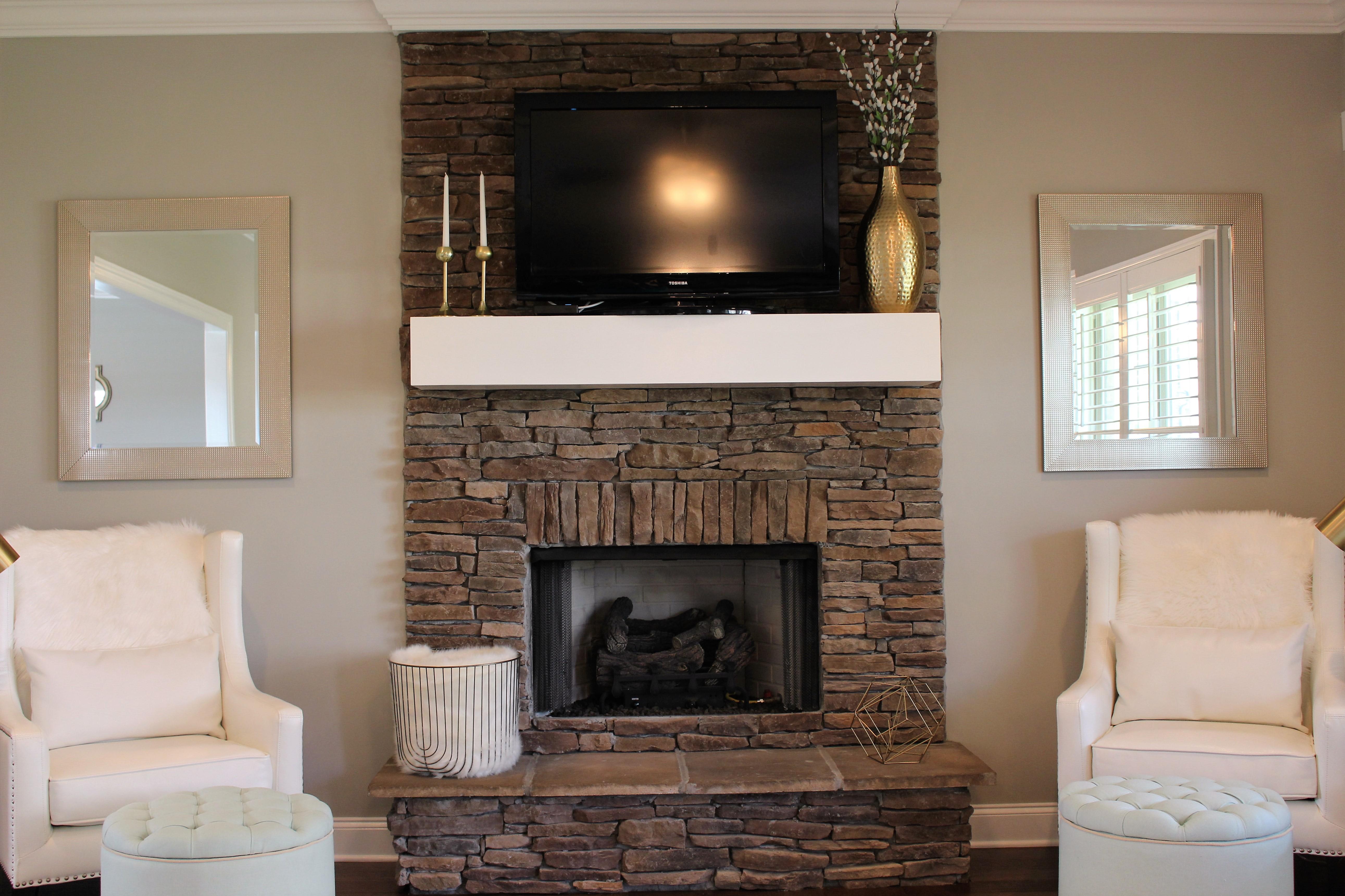 Update living room modern house for Living room updates