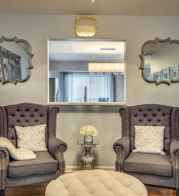 Davis Gallimore Interiors | Living Room 2