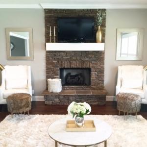 Davis Gallimore Interiors | Fireplace