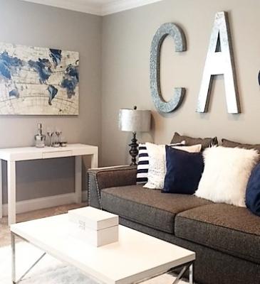 Davis Gallimore Interiors | Living Room 10